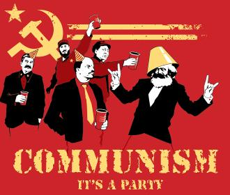 Idea of communism? Courtesy Oscar's global blog