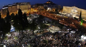 Athens demonstrations