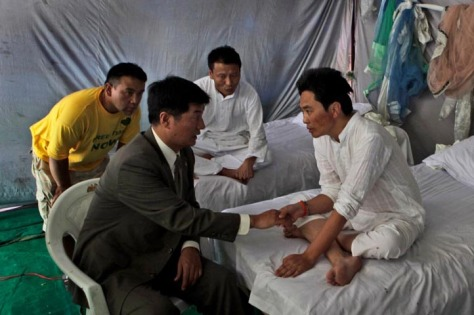 The situation in Ngaba is getting worse': An interview with Tsewang