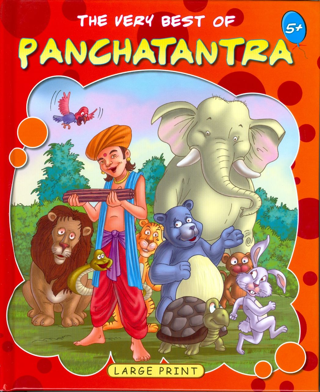 panchtantra In india, the panchatantra is the mother of all fables, compiled from orally available ancient fables by vishnu sharma, presumably in the third century bc regarded as the most widely translated non-religious text in history, the panchatantra was translated into middle persian/pahlavi in the sixth century and into arabic in the eighth century.