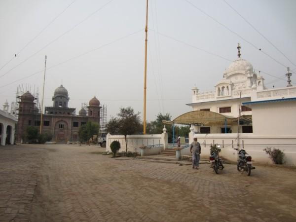 7 - Gurdwara Raja Ram, Dhotian