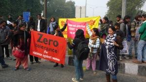 Zero Tolerance for Misogyny