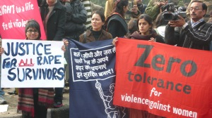 Justice for All Rape Survivors