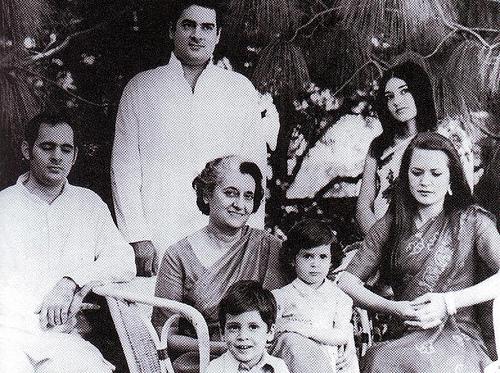 gandhi-family