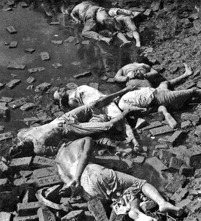 The killing fields of Rayer Bazaar, 1971