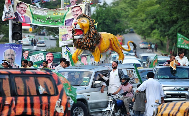 elections in pakistan 2013 essay 9 may 2013 the pakistan muslim league headed by former prime minister  nawaz sharif will have strong showing in the punjab province,.