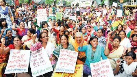 women's rally
