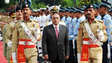Asif Ali Zardarai