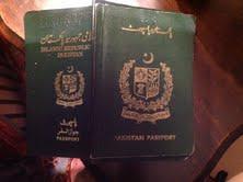 Pakistani Passport