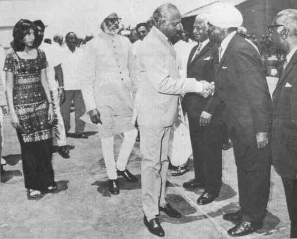 Bhutto in Shimla, in the Aftermath of 1971
