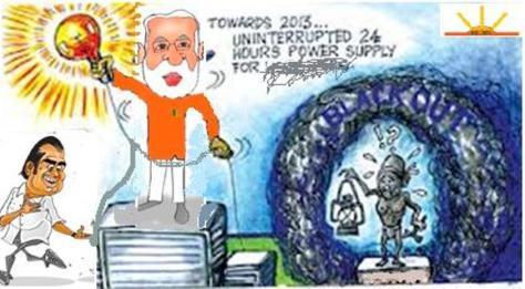 Electricity Guj Kafila