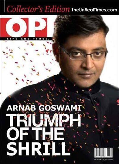 'Triumph of the Shrill', courtesy, Soutik Biswas