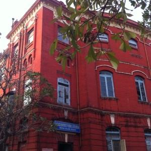 Forensics' building in Medical College, Calcutta