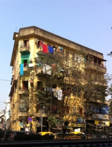 Shyambazaar mansion in north Kolkata