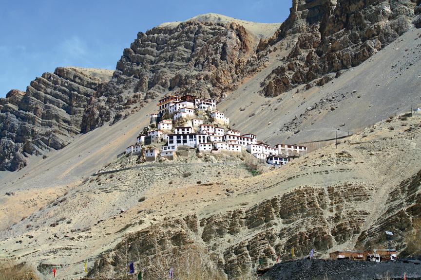Kee Monastery, Spiti