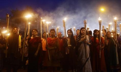 B'desh protests against killing