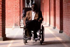 Professor Saibaba. Image Courtesy FRS Blog