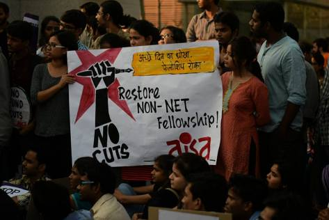 Dangerous Vandals, Goths and Visigoths: Students Demanding the Impossible at #OccupyUGC