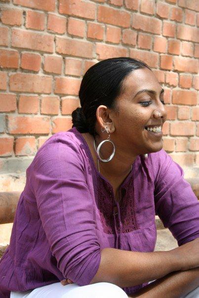 Priya in JNU