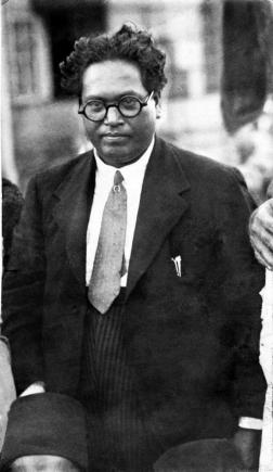 The Young Ambedkar