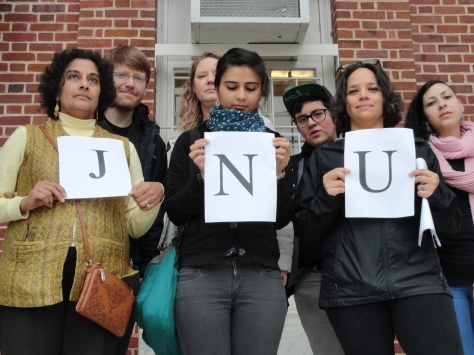 Duke University Stands With JNU