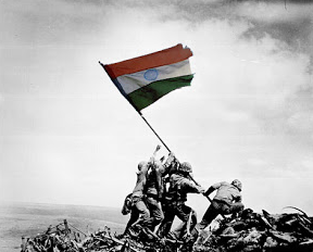 Iwo Jima Becomes Kargil