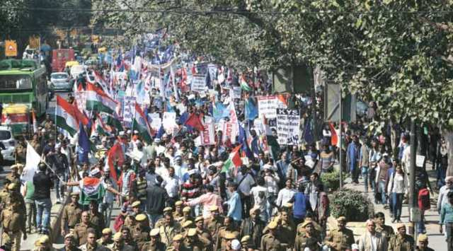 Rohith Protest 3