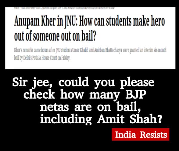 Courtesy, India Resists