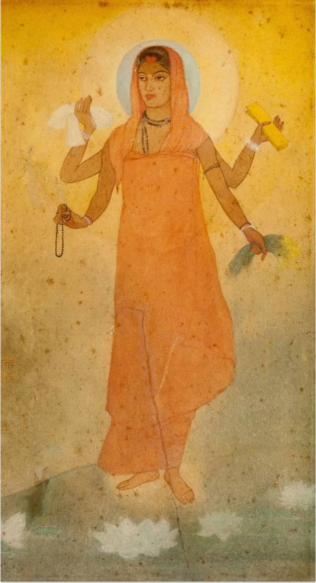 bharat-mata-abanindranath-tagore