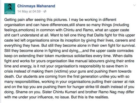 Chinmay Mahanand