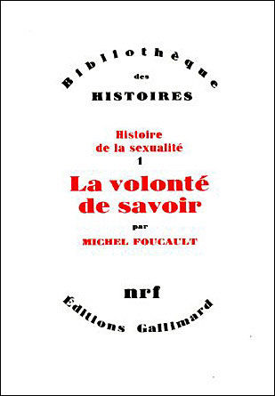 history_of_sexuality2c_french_edition2c_volume_one
