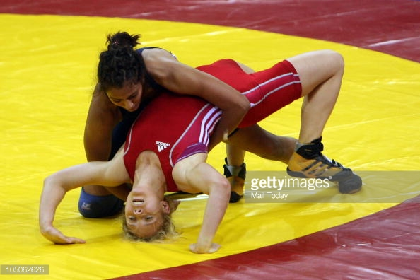 Geeta Phogat in world championship