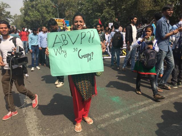 Shehla Rashid Asks A Question