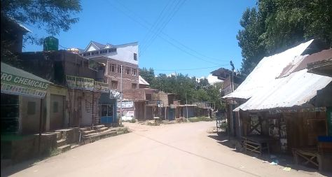 Eid in Jagbal near Shopian